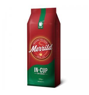 Кофе молотый Merrild In-Cup 400г