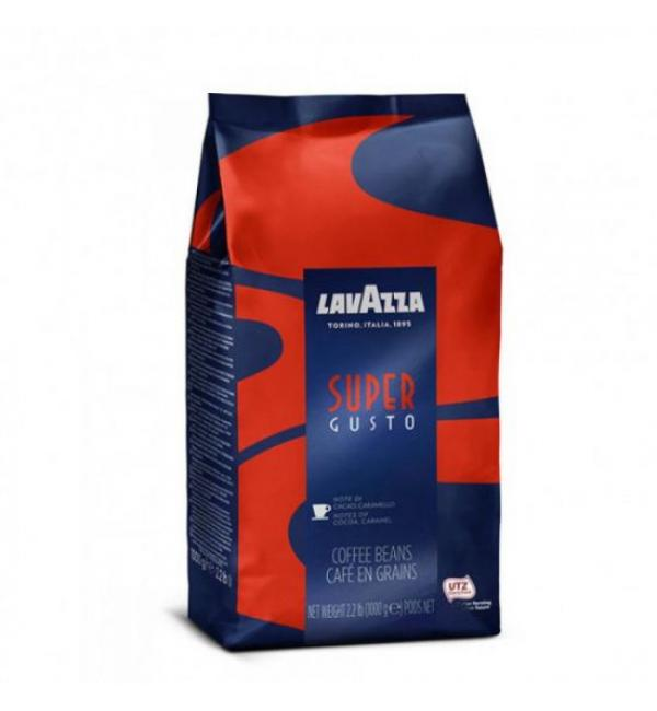 Кофе зерновой Lavazza Super Gusto 1кг