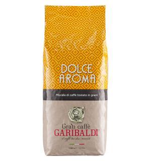 Кофе зерновой Garibaldi Dolce Aroma 1кг