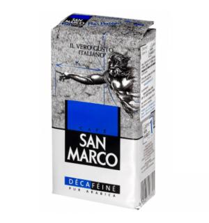 Кофе молотый San Marco Decafeine 250г