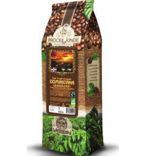 Кофе зерновой Brocelliande Dominicana 1кг