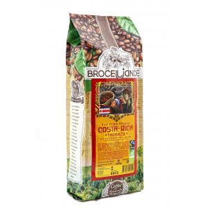 Кофе зерновой Brocelliande Costa-Rica 1кг