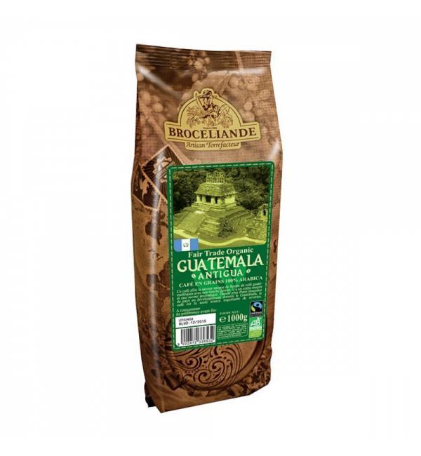 Кофе зерновой Brocelliande Guatemala 1кг