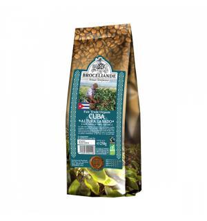 Кофе зерновой Brocelliande Cuba 250г