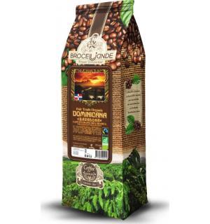 Кофе зерновой Brocelliande Dominicana 250г