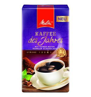 Кофе молотый Melitta Kaffee Des Jahres 500г ВЫБОР ГОДА 2020