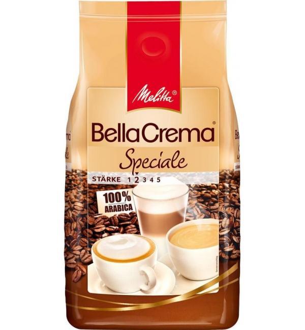 Кофе зерновой Melitta Bella Crema Speciale 1кг