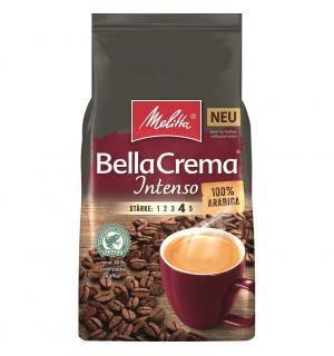 Кофе зерновой Melitta Bella Crema Intenso 1кг