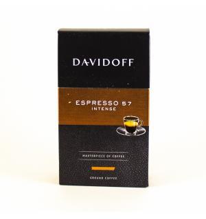 Кофе молотый Davidoff Espresso 57 Intense 250г