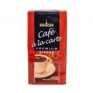 Кофе молотый Eduscho Premium Strong 500г