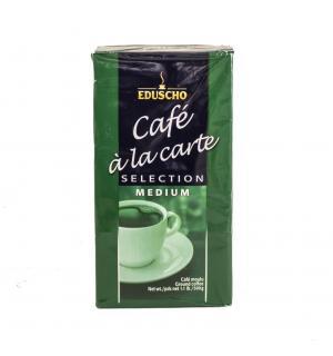 Кофе молотый Eduscho Selection Medium 500г