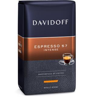 Кофе зерновой Davidoff Espresso 57 Intense 500г