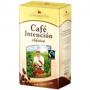 Кофе молотый Café Intencion Clasico 500г