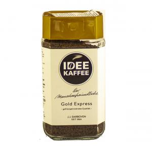 Кофе растворимый Idee Kaffee 100г