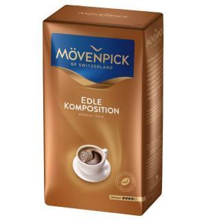 Кофе молотый Movenpick Edle Komposition 500г