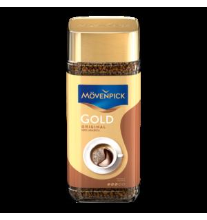 Кофе растворимый Movenpick Gold Original 100г