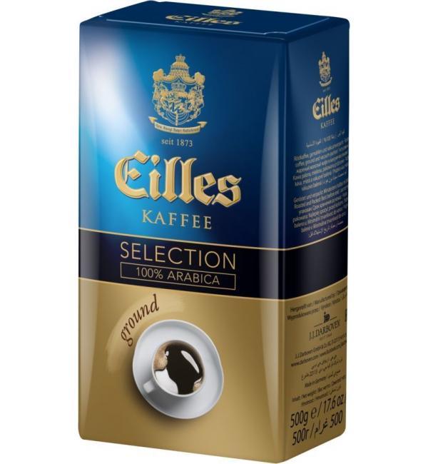 Кофе молотый Eilles Selection 500г