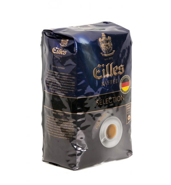 Кофе зерновой Eilles Kaffe Espresso 500г
