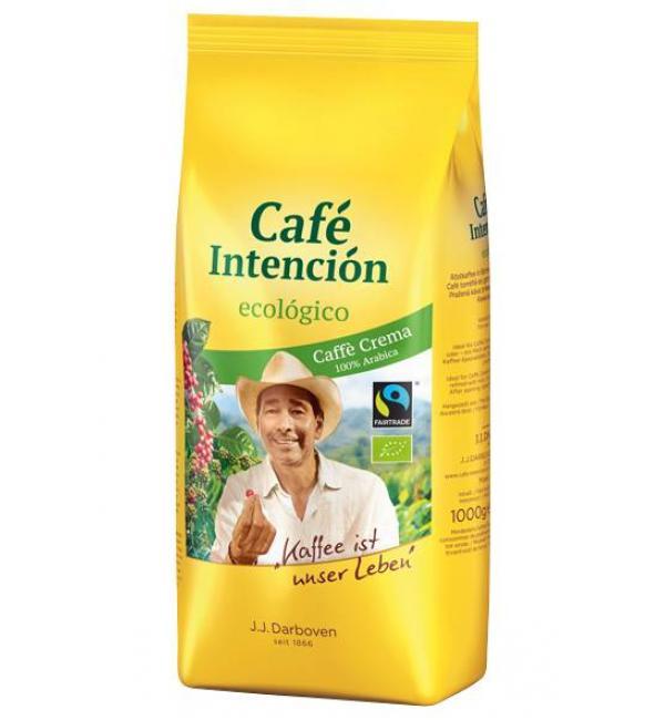 Кофе зерновой Café Intencion Ecologico Caffe Crema 1кг