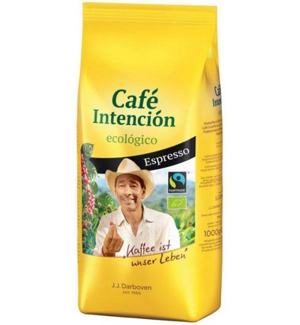 Кофе зерновой Café Intencion Ecologico Espresso 1кг