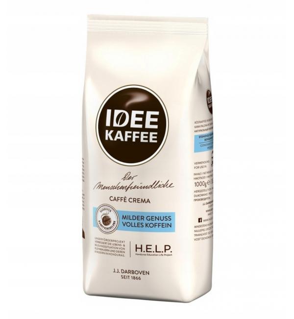 Кофе зерновой Idee Kaffee Caffe Crema 1кг
