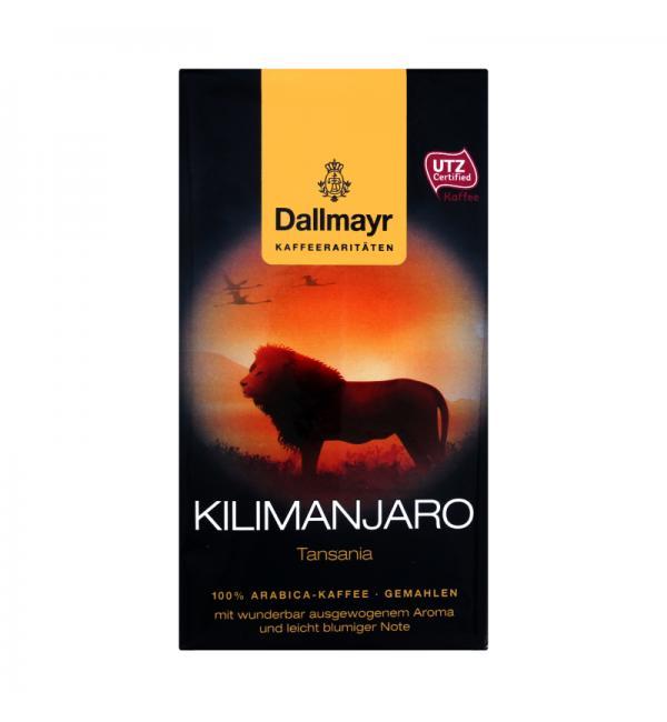 Кофе молотый Dallmayr Kilimanjaro 250г