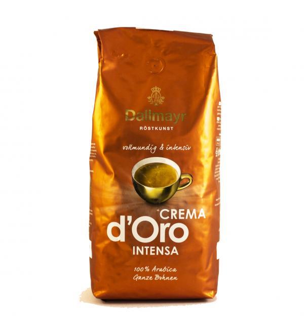 Кофе зерновой Dallmayr Crema D'Oro Intensa 1кг