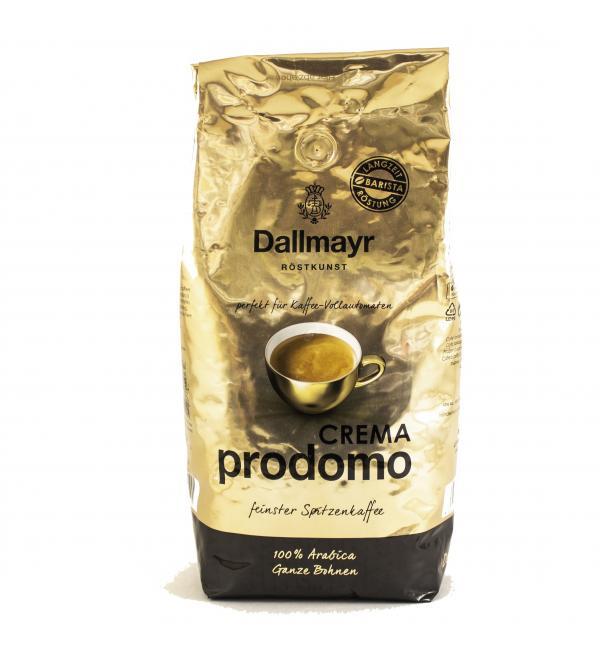 Кофе зерновой Dallmayr Crema Prodomo 1кг