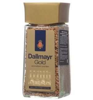 Кофе растворимый Dallmayr GOLD 100г