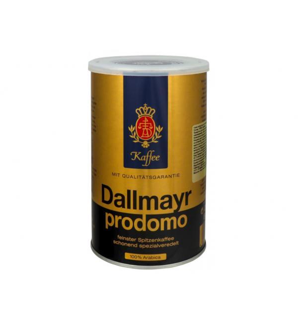 Кофе молотый Dallmayr Prodomo 250г (Железная банка)