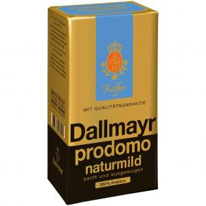 Кофе молотый Dallmayr Prodomo Naturmild 500г