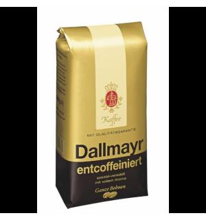 Кофе зерновой Dallmayr Entcoffeiniert 500г