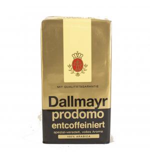 Кофе молотый Dallmayr Entcoffeiniert 500г