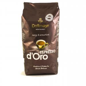Кофе зерновой Dallmayr Espresso D'Oro 1кг