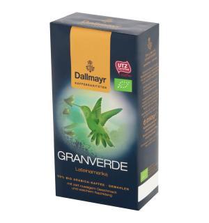 Кофе молотый Dallmayr Granverde BIO 250г