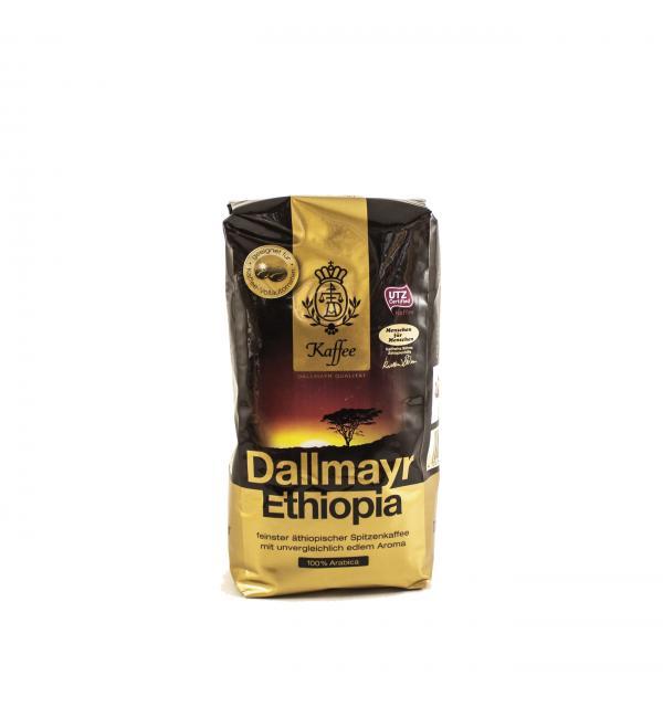 Кофе зерновой Dallmayr Ethiopia 500г