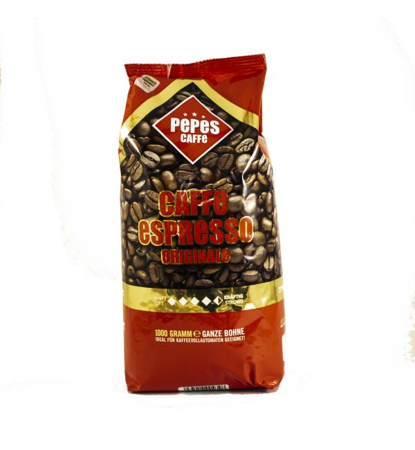 Кофе зерновой Pepes Caffe Espresso 1кг