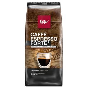 Кофе зерновой Kafer Caffe Espresso Forte 1кг
