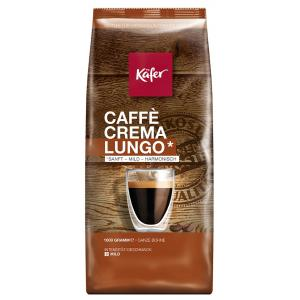 Кофе зерновой Kafer Caffe Crema Lungo 1кг
