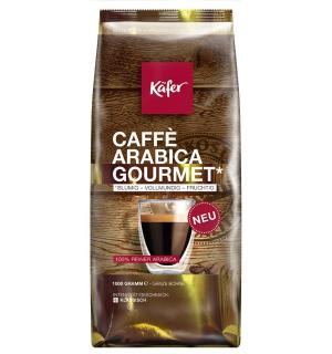 Кофе зерновой Kafer Caffe Arabica Gourmet 1кг