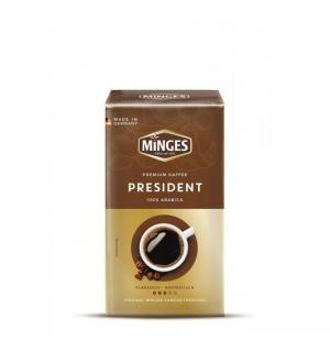 Кофе молотый Minges President 500г