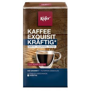 Кофе молотый Kafer Kraftig 500г