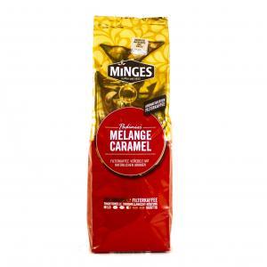 Кофе молотый Minges Melange Caramel 250г