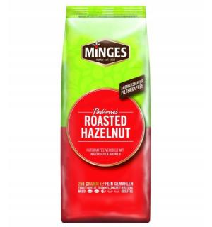 Кофе молотый Minges Roasted Hazelnut 250г