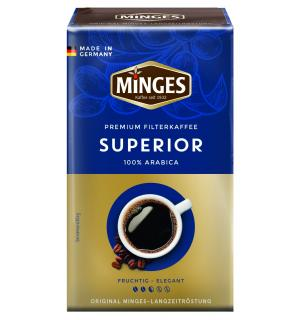 Кофе молотый Minges Superior 500г
