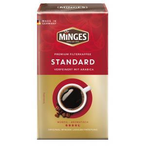 Кофе молотый Minges Standard 250г