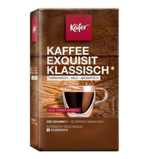 Кофе молотый Kafer Klassisch 500г
