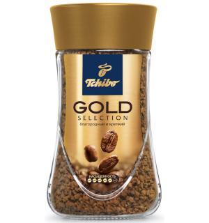 Кофе растворимый Tchibo Gold 95г