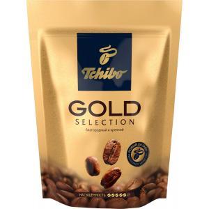 Кофе растворимый Tchibo Gold 150г