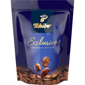 Кофе растворимый Tchibo Exlusive 150г